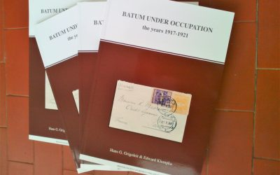 BATUM UNDER OCCUPATION the years 1917 – 1921